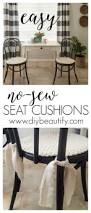 French Script Chair Cushions by Best 25 Farmhouse Seat Cushions Ideas On Pinterest Dining Room