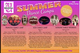 Summer Princess Dance Camp Ages 3 5