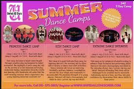 Summer Princess Dance Camp Ages 3 5