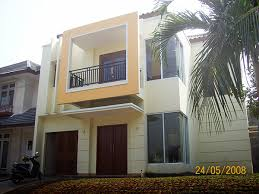 Second Floor House Design by Simple House Design With Second Floor