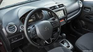 2017 Mitsubishi Mirage GT Interior