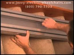 Ameriglide Stair Lift Chairs by Installation Of An Ameriglide Stair Lift Part 1 Youtube