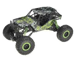 100 Rock Crawler Rc Trucks 110 Crazy SUV RC Monster Truck Electric 4WD 24 Green