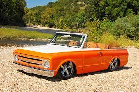1969 Chevy Blazer- Topless
