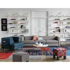 Crate And Barrel Verano Sofa by Cb2 Decker Sectional Beautiful Cb2 Sectional Sofas 29 In With Cb2