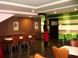 Coffee Shop Interior Designing