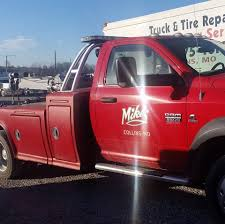 Mike's Truck And Tire Service - Tire Dealer & Repair Shop - Collins ... Fec 3216 Otr Tire Manipulator Truck 247 Folkston Service 904 3897233 24 Hour Road Mccarthy Commercial Tires Jersey City Nj Tonnelle Inc Cfi San Antonio Mobile Flat Repair Night Owl Towing Svc Townight Tow Heavy Northern Vermont 7174559772 Semi Anchorage Ak Alaska Available Inventory Iowa Mold Tooling Co Buy 2013 Intertional Terrastar For Sale In