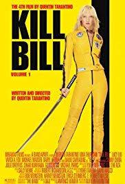 Kill Bill Vol 1 Poster