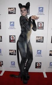 Halloween Heidi Klum 2010 heidi klum and seal go all out for halloween at club lavo new york