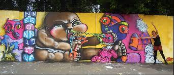 Famous Spanish Mural Artists by 21 Daring Women Proving Street Art Isn U0027t Just A Man U0027s Game