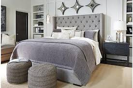 FINALLY PICKED A NEW BED I love this because the grey is easier