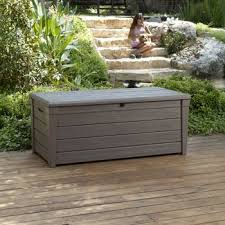 Keter Glenwood Deck Box Assembly by Keter Brightwood 120 Gallon Deck Box Costco 99 Patioh