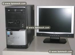 pc de bureau acer bonnes affaires tunisie ordinateurs de bureau pc bureau acer