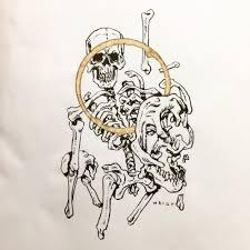 Coffee Stain Drawings