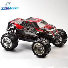 HSP RACING 94062 MONSTER TRUCK 1/8 SCALE ELECTRIC POWERED 4WD OFF ...
