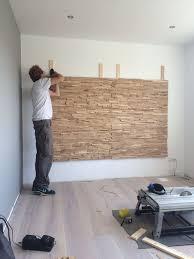 tv wand idee wohnung wohnzimmer wandgestaltung wohnzimmer