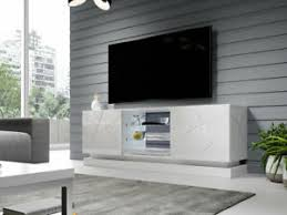 details zu tv lowboard qiu 160 tv schrank modern design tv tisch wohnzimmer kollektion
