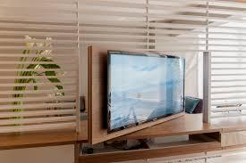 und weg ist der bildschirm tv möbel mit special effects