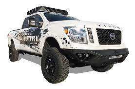 2016-2018 Nissan Titan XD Uni-Ball Suspension Lift Kit 4