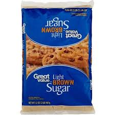 Great Value Lite Brown Sugar 32 Oz Walmart