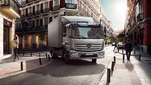100 Benz Trucks Agility Mercedes