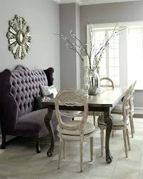 Enchanting Upholstered Bench With Back Lovable Dining Room Benches