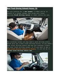 100 Best Truck Driving Schools Fresno By Punjab Issuu