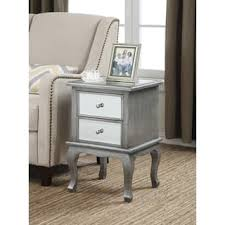 Hayworth Mirrored Chest Silver by Mirrored Furniture Store For Less Overstock Com