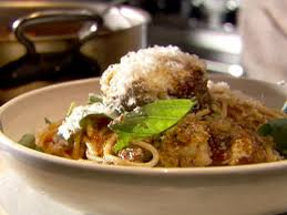Spaghetti and Meatballs Recipe Tyler Florence