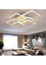 led deckenleuchte dimmbar modern wohnzimmer le 72w