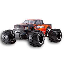 100 Gas Powered Rc Monster Trucks Redcat Racing Rampage MT V3 Truck 15 Scale RC Truck