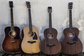 Bensalem PA June 14 2016 Having Established Itself As An Acoustic Guitar Time Machine With Its Variety Of Instruments Patterned On Historic