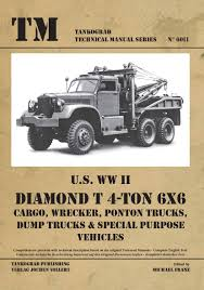 U.S. Army Diamond-T 4-ton 6x6 Cargo, Wrecker, Ponton Trucks, Dump ... Truck 1 Ton Chevy Pictures Collection All Types 1998 Chevrolet Dump With Chipper Box For Sale Online 1931 1189ton For Classiccarscom Rhadvturesofcitizenxcom Used Commercial Cat As Well 1973 Ford F350 Dump Truck 1ton Grain Bed Disc Pb Ps Hydraulic Kit From Northern Tool Equipment China 25 Tons Dumpermini Lightminitipperrclorrydump Oregon 2000 3500 Dually Pto Deisel Manual Turbo Rm Sothebys 1942 12 The Fawcett Movie M51 Cab Cversion Real Model Rm35063 2017