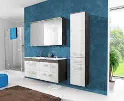 badmöbel set cosmo 120 cm weiss badezimmer mit waschbecken badezimmermöbel led