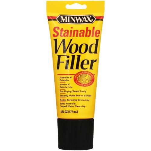 Minwax Stainable Wood Filler - 470ml