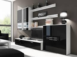 confy wohnwand wohnzimmermöbel set 2 variationen