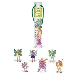 Safari Fairy Fantasies Toob - 6 Pieces