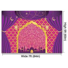 Amazoncom Funnytree 7x5ft Egyptian Moroccan Arabian Party