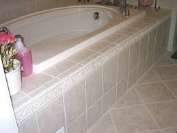 Tiling A Bathtub Deck by Tiling A Bathtub Deck 54 Images Bathroom Tile Designs From