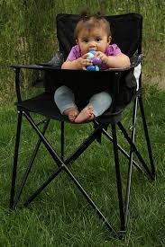 Inglesina Fast Chair Amazon by Amazon Com Ciao Baby Portable High Chair Black Chair