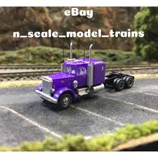 100 Peterbilt Trucks For Sale On Ebay Southern Pacific Lines N Scale On Twitter Peterbilt N Scale