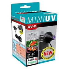 Uv Sterilizer Cabinet Uk by Aquael Mini Uv Sterilizer Aqua El