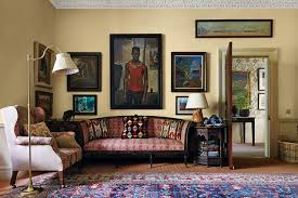 Regency Sofa Gallery Wall