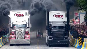 Top 10 Semi Truck Drag Racing | Crazy Semi Truck Drag Driving | Best ... Jet Semi Truck Stock Photos Images Alamy Toyotas Hydrogen Smokes Class 8 Diesel In Drag Race Video Amazing Trucks Racing Youtube How Fast Is A Supercharged Toyota Tundra The With Hillclimb 1400 Hp And 5800 Nm Racetruck Powerslide No Trucks Race Racing Gd Drag Semi Tractor Big Rig Fire Flames This V16powered Is The Faest Big Thing At Bonneville In Canada Involves Rolling Coal 71 Tons Of Onaway Speedway Home Pdf Semitrucks 1950s A Photo Gallery Full Online