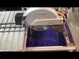 Kobalt Tile Cutter You Tube by Wet Saw Suchergebnisse