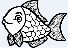 Printable Fish Coloring Pages Images For Kids