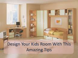 Design Your Kids Room With This Amazing Tips