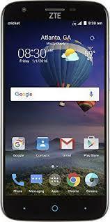 LOCKED TO Cricket Wireless PLAN ZTE Grand X3 4G LTE 5 5