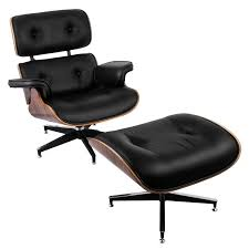 100 Modern Style Lounge Chair Buy VEVOR And Ottoman Mid Century Classic Design