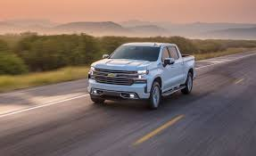 100 Ford Trucks Vs Chevy Trucks 2019 Chevrolet Silverado 1500 Driven Longer Lighter More Fuel